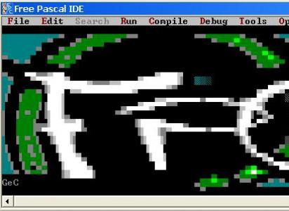 Chương trình lập trình Pascal (Free Pascal 2.4)