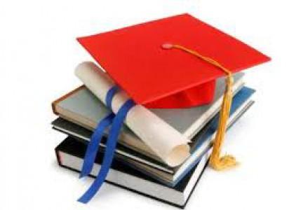 Thông báo nộp phiếu đăng ký xét công nhận tốt nghiệp THPT